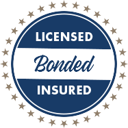 Licensed, Bonded, Insured